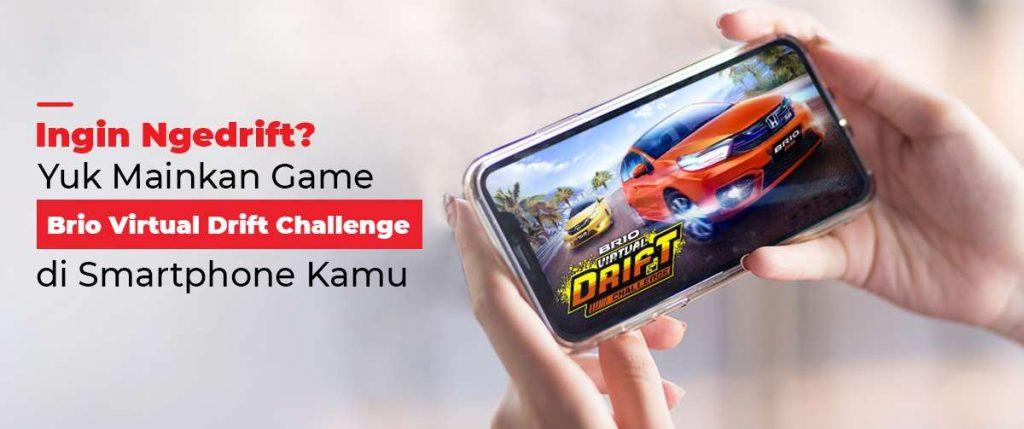 Game Honda Brio Virtual
