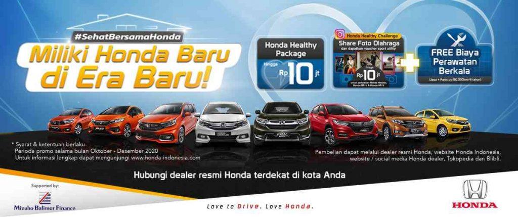 Miliki Honda baru di Era Baru